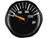 Blackout Gun Gauge - 1,200 PSI