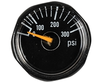 Blackout Gun Gauge - 300 PSI
