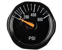 Blackout Gun Gauge - 600 PSI