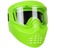 Gen X Global X-VSN Paintball Goggles - Lime