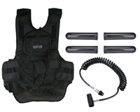 Gen X Global Tactical Vest w/ On/Off Remote Line