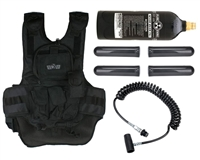 Gen X Global Tactical Vest w/ Remote Line & 20oz CO2 Tank