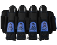 Pinokio 4+7 Pod Pack - Black/Blue