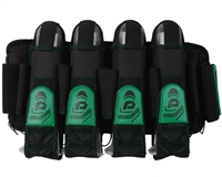 Pinokio 4+7 Pod Pack - Black/Green