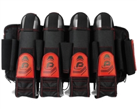 Pinokio 4+7 Pod Pack - Black/Red