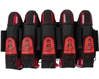 Pinokio 5+8 Pod Pack - Black/Red