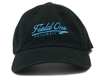 Field One Dad Hat - Black