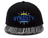 Field One Snap Back Hat - Dynasty Aztec (Black)
