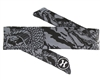 HK Army Padded Head Band - Ryu Grey