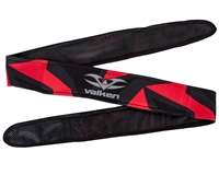Valken Crusade Head Band - Riot Red
