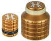 HK Army Thread Saver & Fill Nipple Cover Combo - Gold