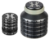 HK Army Thread Saver & Fill Nipple Cover Combo - Pewter