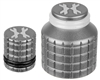 HK Army Thread Saver & Fill Nipple Cover Combo - Silver