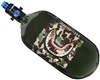 "HK Army Aerolite ""Extra LIte"" Compressed Air Bottle w/ Pro Adjustable Regulator - Shark Camo (80/4500)"