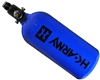 HK Army Aluminum Compressed Air Bottle (48/3000) - Blue
