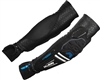 HK Army CTX Crash Elbow Pads - Black/Blue