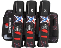 HK Army Eject 3+2 Paintball Pack - Houston Heat