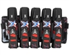 HK Army Eject 5+4 Paintball Pack - Houston Heat