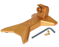 HK Army Paintball Gun Stand - Dust Gold