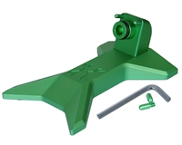HK Army Paintball Gun Stand - Dust Neon Green