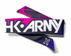 HK Army Headband - Apex Pink