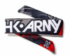 HK Army Headband - Apex Red