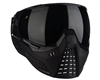 HK Army KLR Paintball Mask - ONYX w/ Smoke Lens