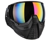HK Army KLR Paintball Mask - Onyx w/ Fusion Lens