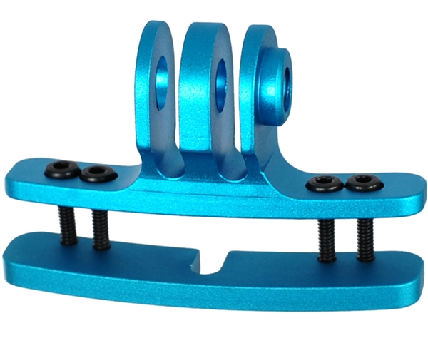 HK Army GoPro Camera Universal Mount - Blue