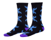 HK Army Optic Speed Socks - Black/Blue