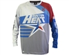 HK Army Team Dry Fit Practice Jersey - Houston Heat