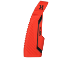 HK Army Axe Front Grip - Red/Black