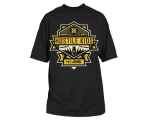 HK Army Bomber Paintball T-Shirt - Black
