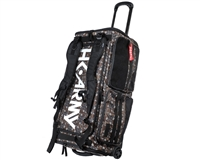 Hk Army Rolling Gear Bag - Expand - Hostilewear Brown