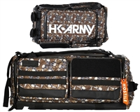"HK Army ""Expand"" Paintball Back Pack & Gear Bag - Hostilewear Brown"