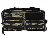 "HK Army ""Expand"" Paintball Back Pack & Gear Bag - Woodland Tiger Stripe"