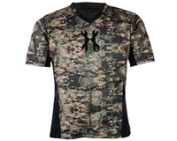 HK Army Crash Padded Chest Protection - Camo