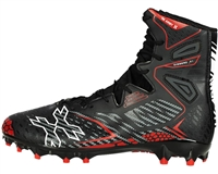 HK Army Diggerz Cleats - Black/Red