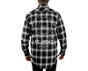 HK Army Collide Flannel - Black