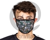 HK Army Anti-Dust Protective Face Coverings - Hostilewear Forest