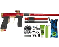 HK Army Invader Geo CS2 PRO Marker - Red/Gold