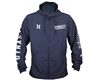 HK Army Jacket - Dynasty Windbreaker - Blue