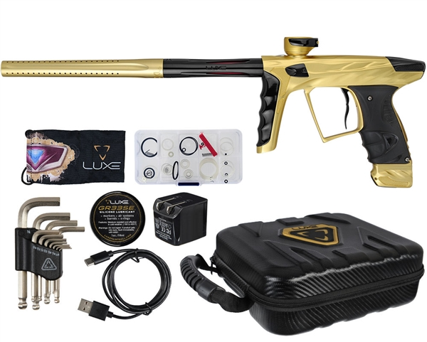 HK Army Marker - Luxe X A51 - Dust Gold/Black