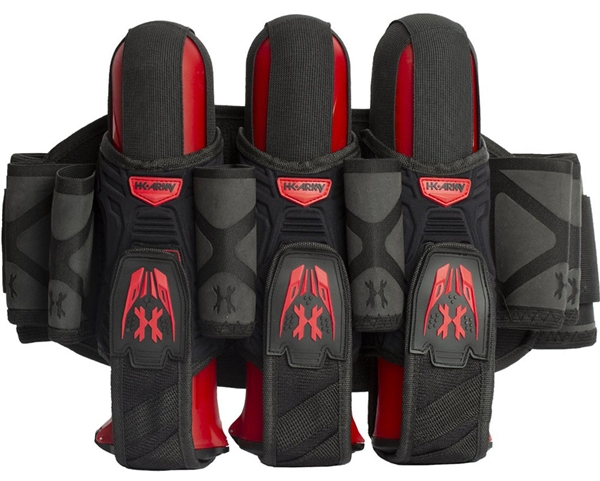 HK Army 3+2+3 Harness - Magtek - Red