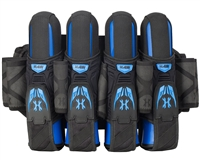 HK Army 4+3+4 Harness - Magtek - Blue