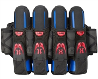 HK Army 4+3+4 Harness - Magtek - Red