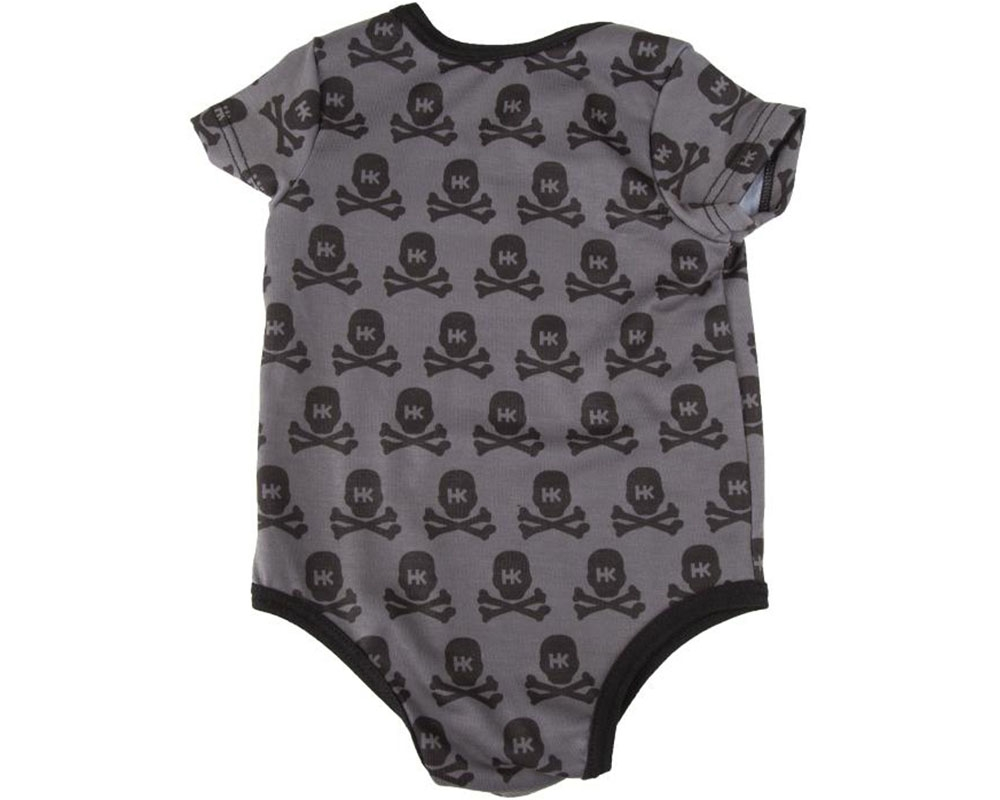 c5f4aaac1 HK Army Onesie - All Over Gray/Black