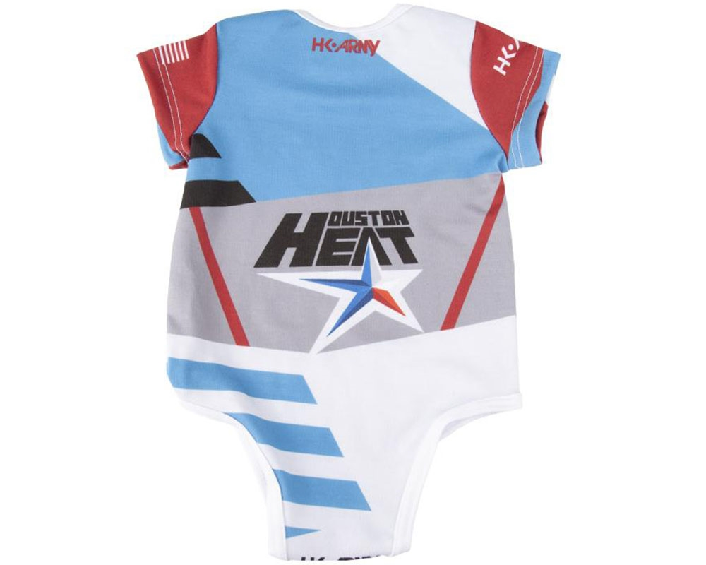 63fb76ebc HK Army Onesie - Houston Heat World Cup