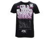 Contract Killer Snake T-Shirt - Black