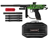 Inception Designs Autococker Retro FLE Paintball Gun - Green Splash